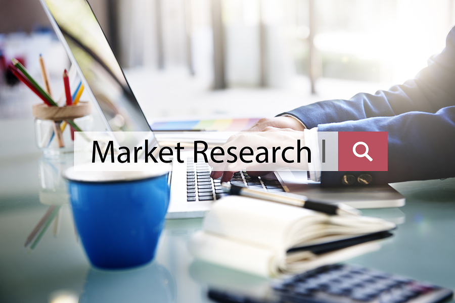 Market Research Analysis Business Consumer Concept